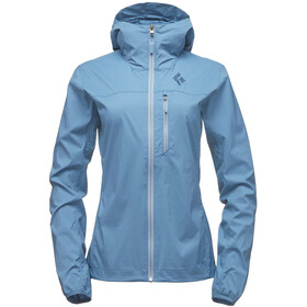 Black Diamond Alpine Start Hoody Dame blue steel